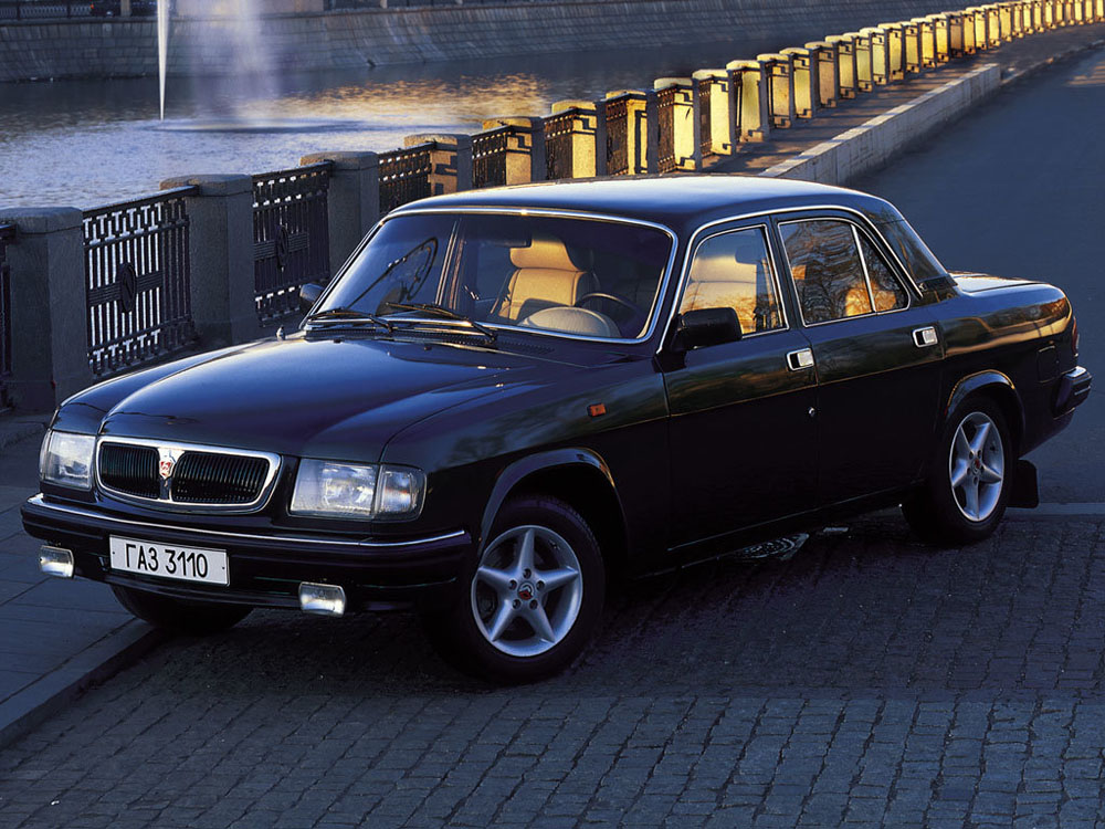 ГАЗ 3110 1997