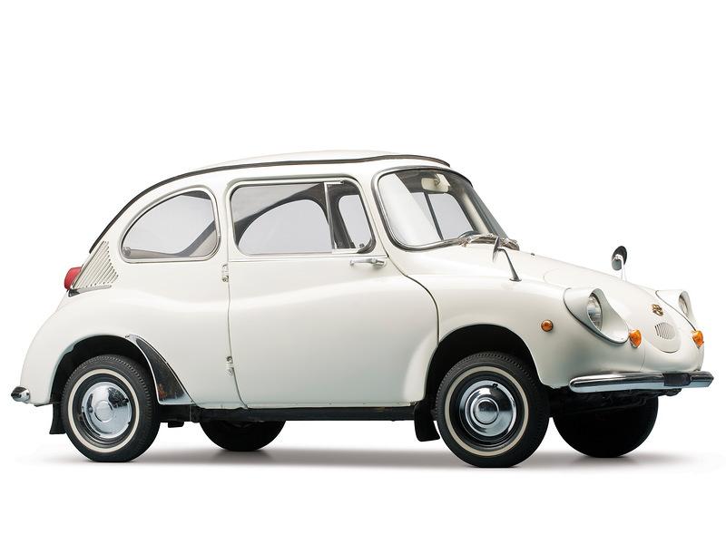 Subaru 360 1961