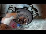 Hyundai Santa Fe: самостоятельно меняем заднюю ступицу