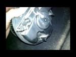 Простой способ снятия вентилятора печки Lada Largus