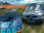 Renault Megane: самостоятельная замена второго лямбда зонда