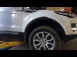 Замена масла, салонного и воздушного фильтров Range Rover Evoque своими руками