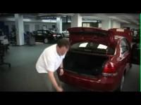 Volkswagen Polo sedan - Вместительность