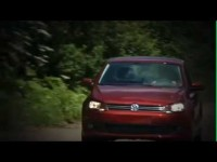 Volkswagen Polo седан тест драйв разгона