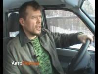 Алексей Агриколянский в Тест Драйве UAZ Patriot