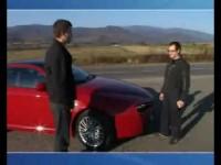 Alfa Romeo Brera Test Drive украинская версия