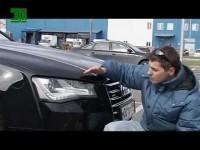 Audi A8 Long - тест-драйв