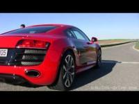 Audi R8 V10 - Тест-драйв