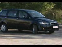 Chery Cross Easter B14 Тест драйв