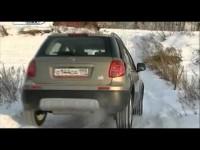 Fiat Sedici - Фиат Седичи Тест-Драйв