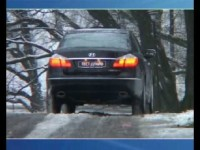 Hyundai Genesis Test Drive украинская версия