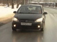 Hyundai Getz тест-драйв