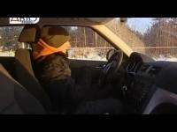 Кроссоверы на льду - Тест-Драйв от канала Авто Плюс