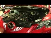 Mazda CX-7 Русская борзая
