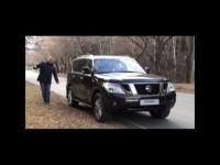 Nissan Patrol 2010 - тест с Александром Михельсоном