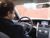 Nissan Teana Тест Драйв