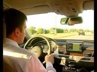 Новая Audi A8 - Автострасти с Л. Максименко