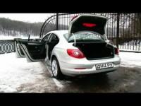 Новый Volkswagen Passat CC Тест Драйв