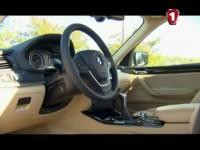 Первый тест - BMW X3 2011