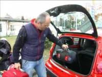 Peugeot 107 Тест на вместительность от За Рулем