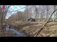 Сравнительный тест-драйв Mazda CX-7 и Subaru Tribeca
