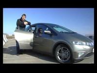 Тест Драйв Honda Civic