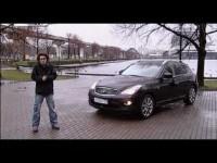 Тест Драйв Infinity EX35 от Авто Плюс