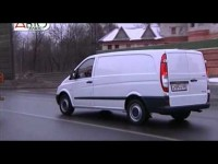Тест Драйв Mercedes Vito от Авто Плюс