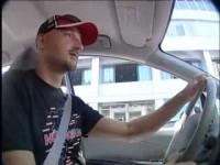 Тест Драйв Mitsubishi Grandis