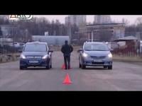 Тест Драйв Opel Zafira и Toyota Verso от Авто Плюс