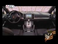 Тест Драйв Porsche Cayenne 2010 от Авто Плюс