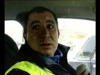 Тест Драйв Renault Clio Police Car