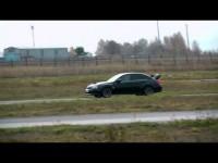 Тест Драйв Subaru Impreza WRX на треке