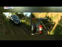 Тест Драйв Suzuki Grand Vitara 3.2 против Land Rover Freelander