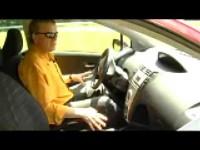 Тест Драйв Toyota Yaris украинская версия