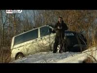 Тест Драйв Volkswagen Transporter полноприводной