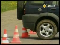 Тест Land Rover Freelander от Главная Дорога