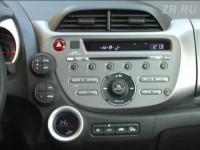 Тест автомобиля Honda Jazz от За Рулем