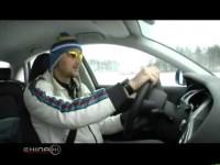 Тест-драйв Audi A4 - женский взгяд