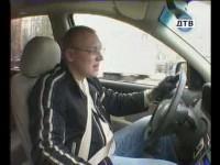 Тест-драйв Hyundai ix55 на ДТВ