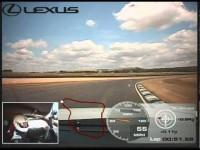 Тест-драйв Lexus LFA на треке