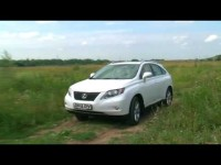 Тест-драйв Lexus RX 350