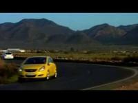 Тест-драйв Opel Corsa 2010