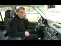 Тест-драйв Range Rover украинская версия