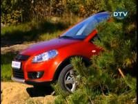 Тест-драйв Suzuki SX4