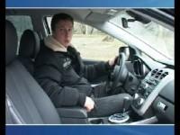 Тест-драйв автомобиля Mazda CX-7 украинская версия