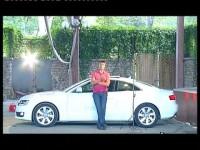 Тест-драйв балет Audi A5 - женский взгляд