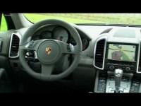 Тест-драйв нового Porsche Cayenne