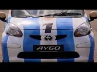 Top Gear Тест Toyota AYGO, Peugeot 107, Citroen С1