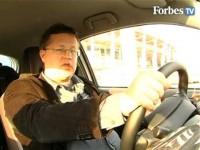 Toyota iQ. Видео тест-драйв Forbes